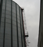 Фумигация на зърно в силози